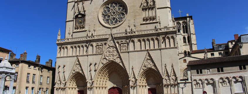 Cathedral Saint Jean Baptiste Lyon, Lyon cathedral