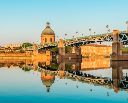 Toulouse, Toulouse France, visiter toulouse, ville de toulouse, visiter toulouse autrement, voyage toulouse, pont neuf toulouse, hotel dieu toulouse, garonne toulouse