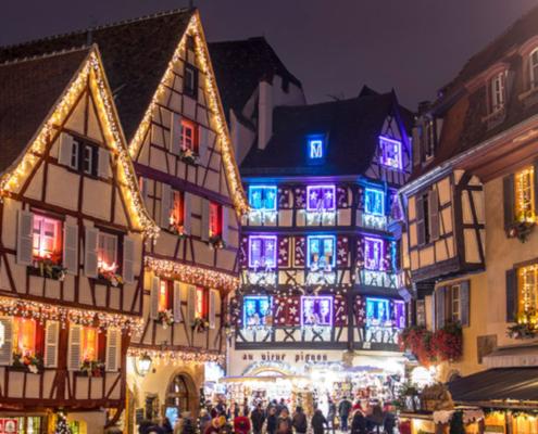 Marche de noel Alsace, les plus beau marchés de noel en alsace, visite les marchés de noel en alsace, les meilleurs marchés de noel d'alsace