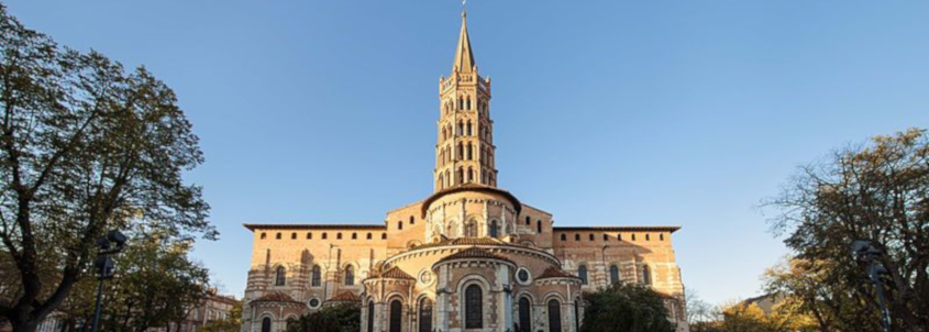 Basilique Saint Sernin, Basilique Saint Sernin toulouse, monuments toulouse, monuments incontournables toulouse