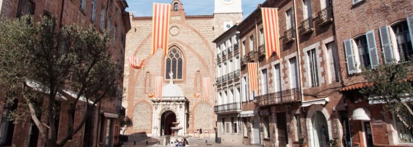 Cathédrale Saint-Jean-Baptiste perpignan, Cathédrale Saint-Jean-Baptiste, Cathédrale Saint-Jean perpignan