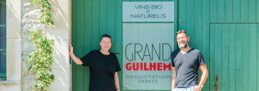 Domaine du Grand Guilhem, Domaine du Grand Guilhem Cascastel-des-Corbières, visite domaine corbières, dégustation vins corbières, chambre d'hôtes corbieres, grand guilhem
