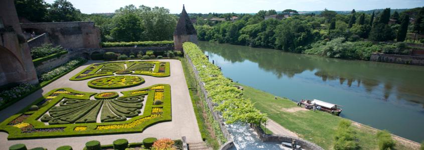 Jardins du Palais de la Berbie, Jardins du Palais de la Berbie albi, palais de la berbie, palais de la berbie albi, jardins albi