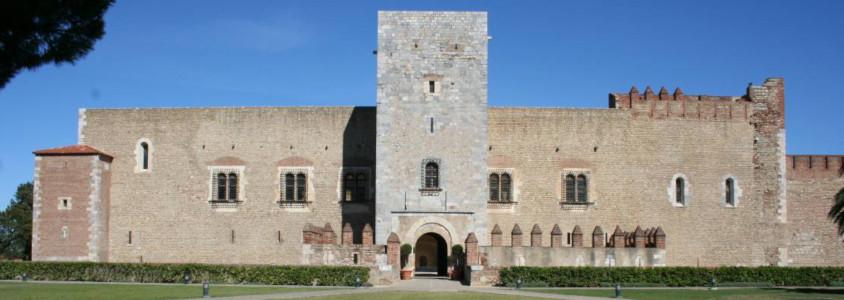 Palais des Rois de Majorque perpignan, Palais des Rois de Majorque, monuments à visiter perpignan
