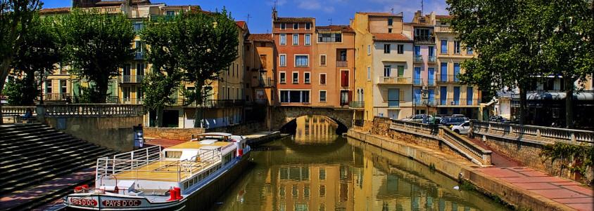 Pont des Marchands Narbonne