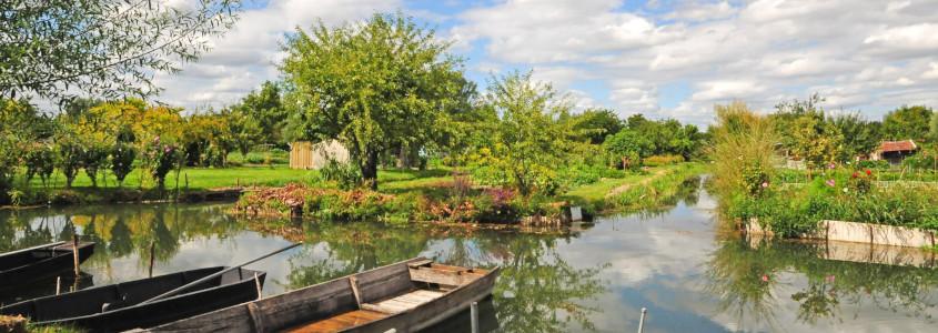 Les Marais de Bourges, jardins potagers bourges, que voir à bourges, que faire bourges, week end bourges, une journée à bourges