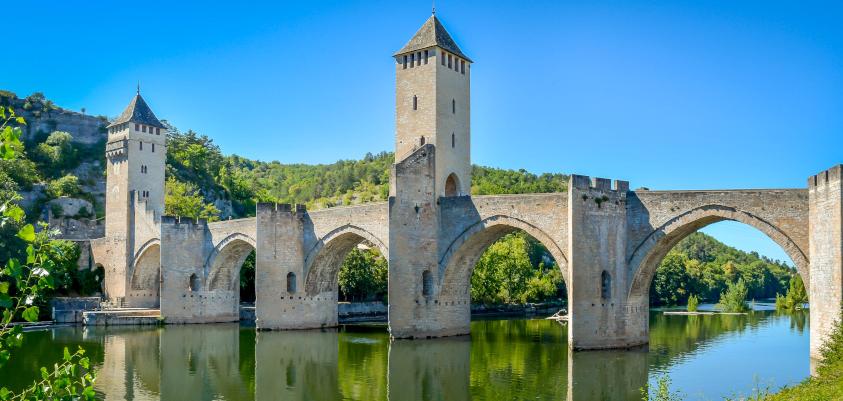 Pont Valentré, pont cahors, pont valentré cahors, cahors ville, cahors monuments