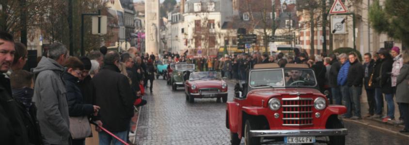 Parade automobile epernay, Parade automobile habits de lumière, habits de lumière epernay