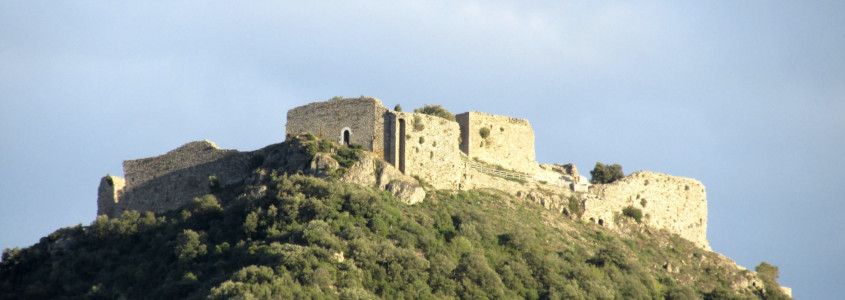 Château de Termes, Château de Termes termes, château termes, gorges du termenet, canyoning termes, canyoning corbières
