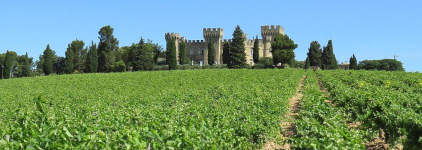 Route des vins de la Vallée du Rhône sud, faire la route des vins du rhone sud, route des vins rhone meridionale, route des vins chateauneuf du pape, route des vins gigondas, route des vins du rhone du sud
