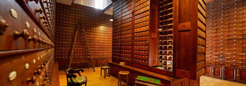 Tag room of De Castellane champagne house, De castellane, de castellane epernay, De Castellane visit, De Castellane tour, De Castellane tasting
