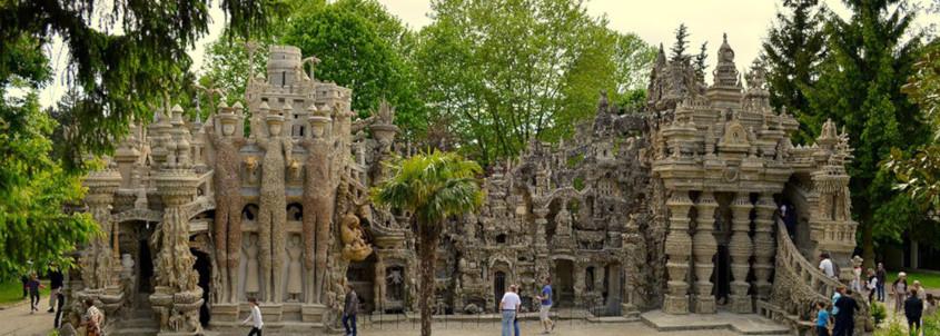 Palais idéal du Facteur Cheval, visiter hauterives, que voir à hauterives, palais hauterives, ferninand cheval,
