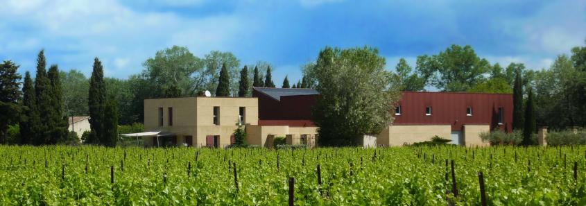 Domaine de Poulvarel, Domaine de Poulvarel Sernhac, visite domaine vallée du rhone, dégustation route des vins du rhone