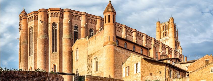 Basilique Sainte Cécile Albi