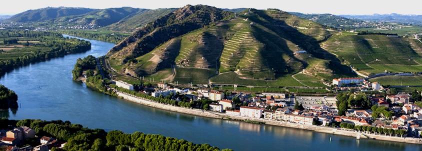 Route des vins de la Vallée du Rhône nord