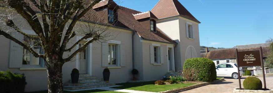 Domaine Jean-marc et Mathieu Crochet, Domaine Bue, Dégustation sancerre