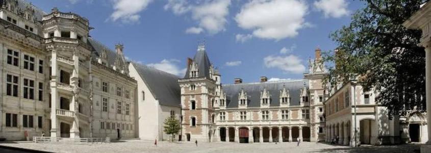 Château Blois, Château Royal de Blois, Visiter Château Blois, Châteaux Loire