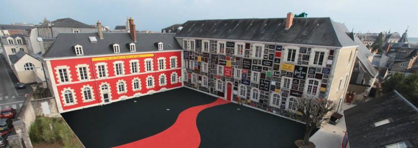 Fondation du doute Blois, Visite Fondation du doute