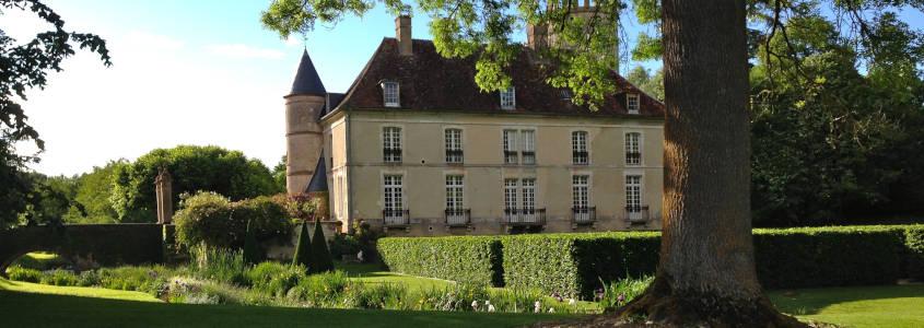 Château de Pesselières, Château Sancerre, Jardin Sancerre
