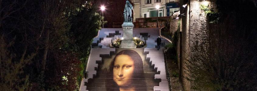 Escalier Denis Papin, Escalier Denis Papin Blois