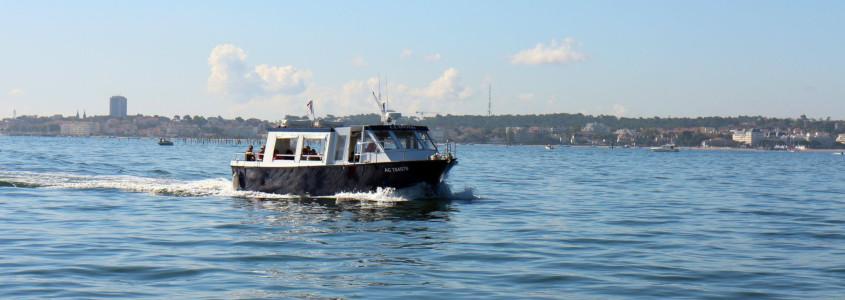 Croisières sur le Bassin d'Arcachon, bateau touristique bassin d'arcachon, visiter le bassin d'arcachon en bateau