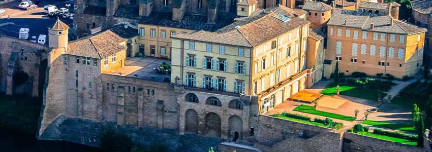 Gaillac, Gaillac France, Gaillac Tarn, Gaillac Abbaye Saint Michel, Gaillac à voir