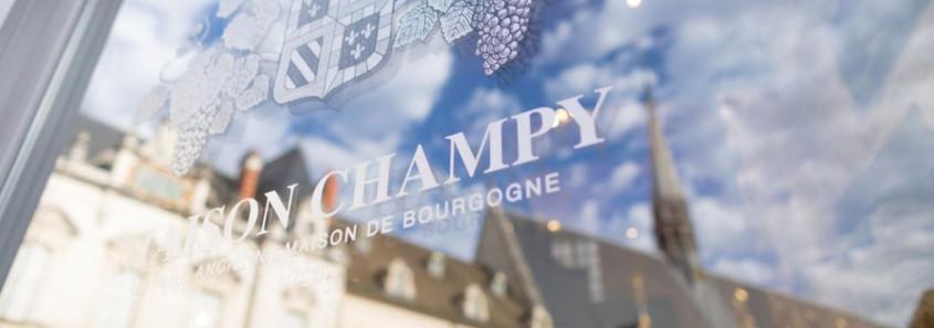 Maison Champy Beaune, Maison champy