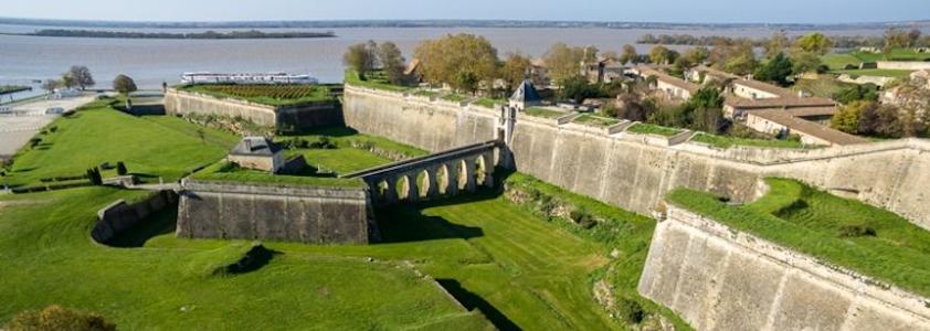 Citadelle Blaye, Visiter Blaye, Blaye France