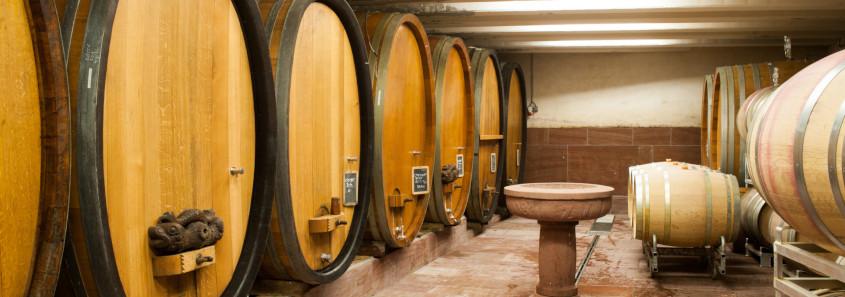 Histoire des vins d'Alsace