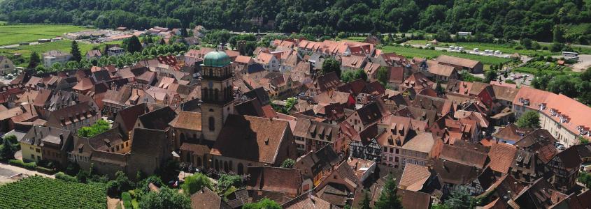 Kaysersberg, Visiter Kaysersberg, Alasace, Route des vins d'Alsace