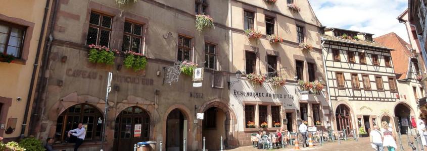 Musée historique, Kaysersberg, histoire, route des vins d'Alsace, Visiter Kaysersberg