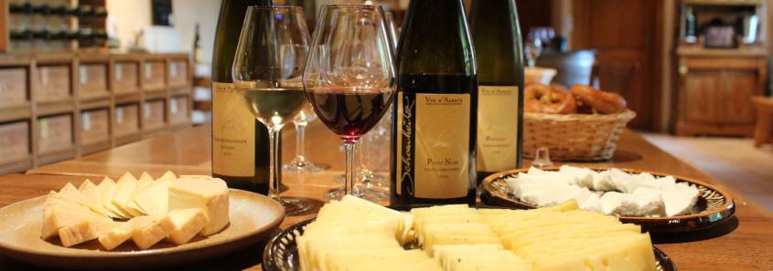 Vins et cépages Alsaciens