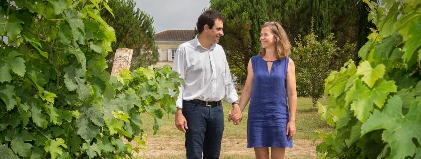Famille Vidal Château Dubraud
