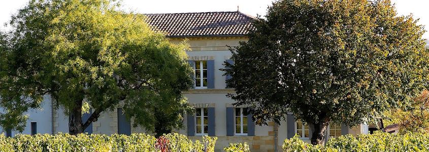 Château Grangey, Visite Saint-Emilion