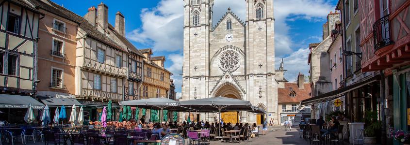 Cathédrale Saint Vincent Chalon sur Saône