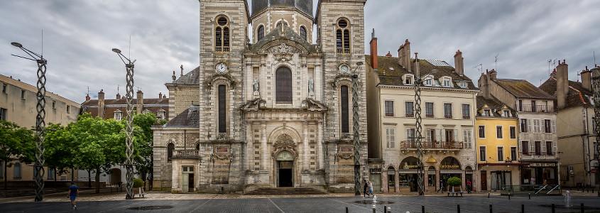 Eglise Saint Pierre Chalon sur Saône