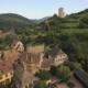 Visiter Kaysersberg, Kayserberg, Marché de noël, Alsace, Visiter l'Alsac, Route des vins d'Lascae, Vignoble Alsace