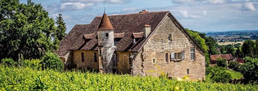 Route des Vins de Dijon