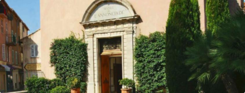 Musée de l'Annonciade Saint Tropez