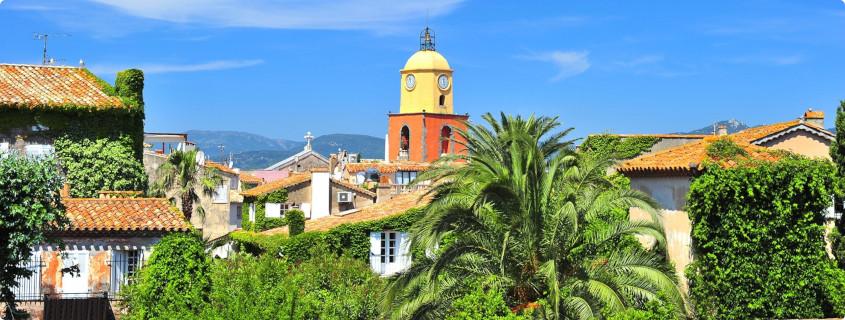 Ville de Saint Tropez