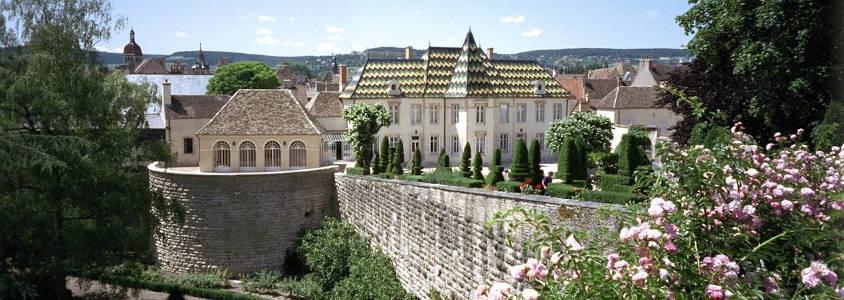 Route des vins Dijon