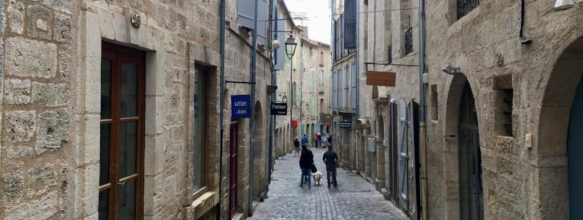 Centre historique de Pézenas