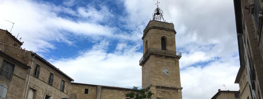 Eglise Collégiale Saint Jean à Pézenas