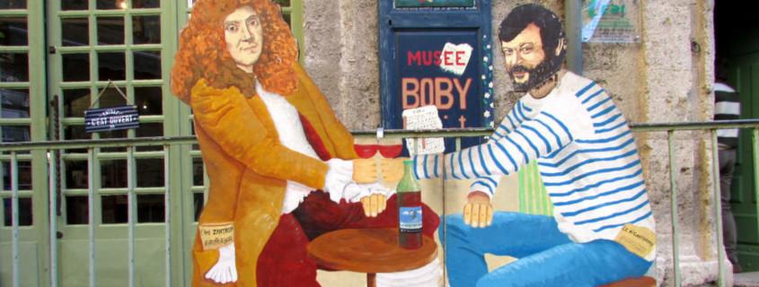 Musée Boby Lapointe à Pézenas