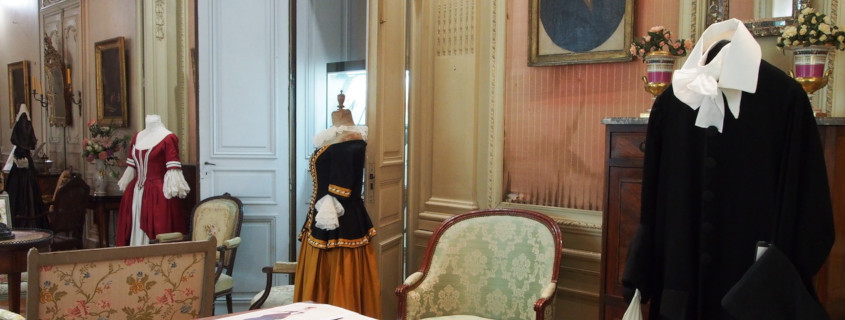 Musée Vulliod Saint-Germain à Pézenas