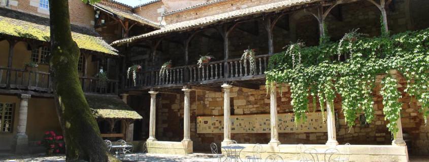 Maison des vins à Bergerac