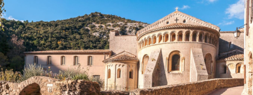 L'Abbaye de Gellone