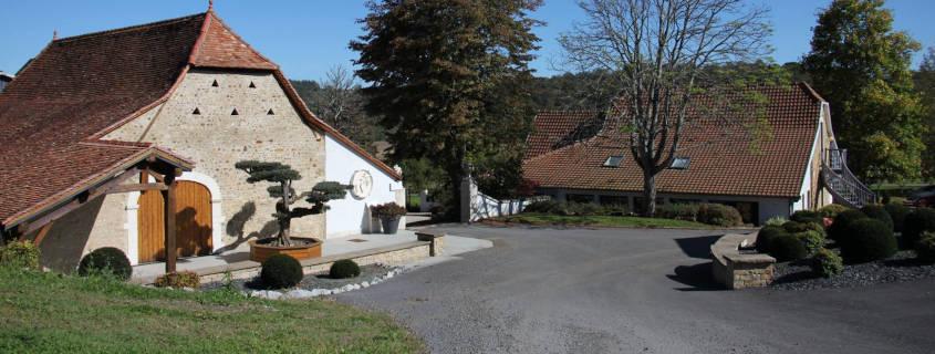 Domaine Cauhape, Monein, jurancon