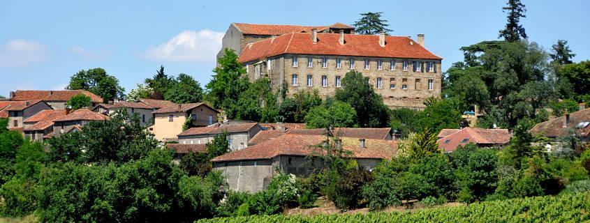 Vignoble Plaimont, monastère