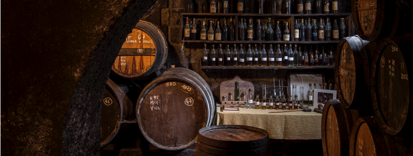 Cave Cognac